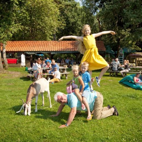 Familiedag in Drenthe