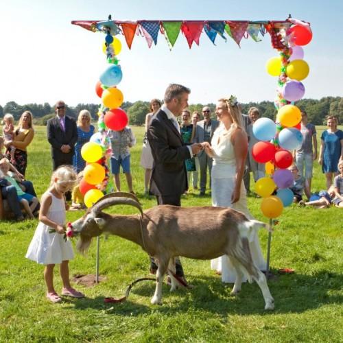 Trouwen in de natuur bijzondere trouwlocaties @drenthe